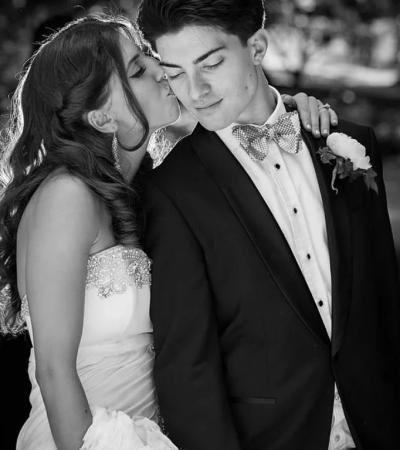 men and womens bridal facials