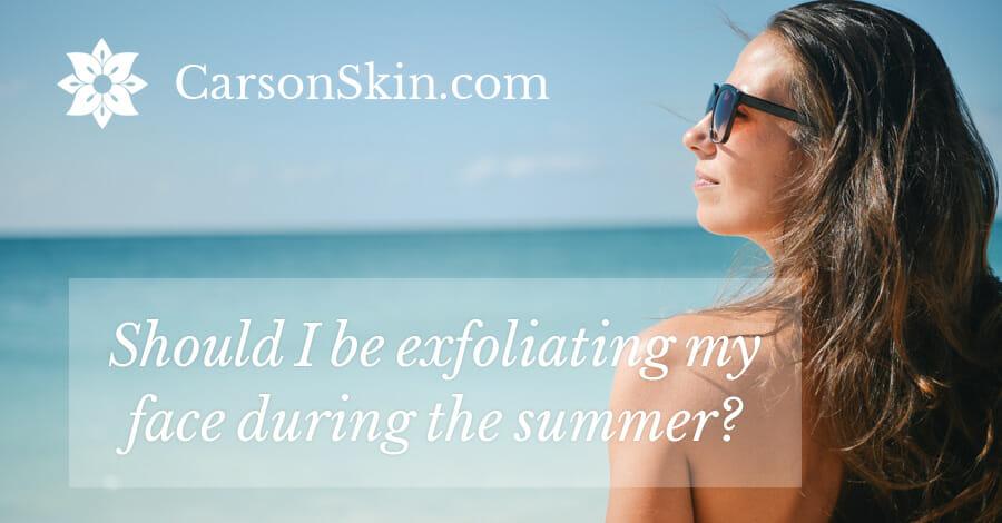 summer skin blog